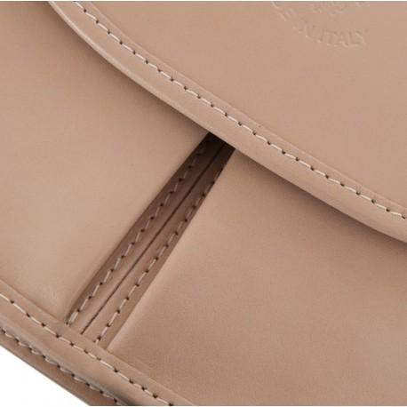 Kožená crossbody kabelka Valencia 2130