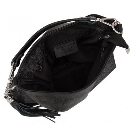 Kožená kabelka shopper KAVY 2349