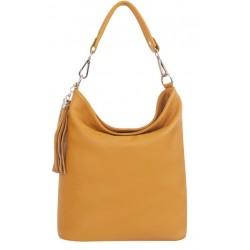 Kožená kabelka shopper KAVY 2462