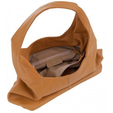 Kožená kabelka vak Mexico 2095
