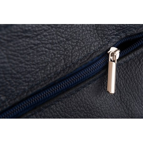 Kožená kabelka - vak San Jose 2855