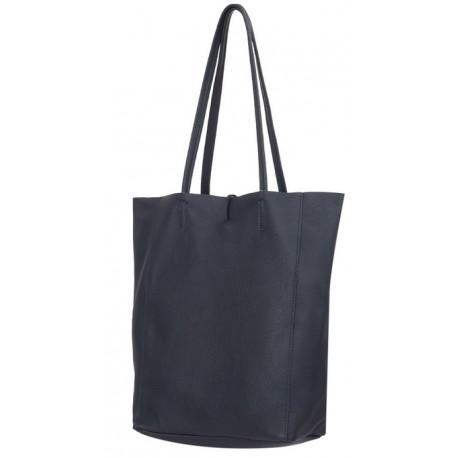 Kožená kabelka - vak San Jose 2891