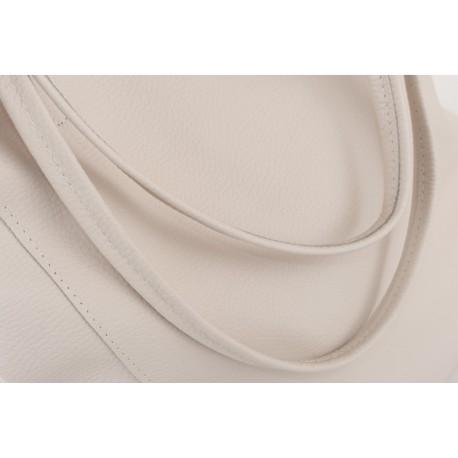 Kožená kabelka - vak San Jose 3107