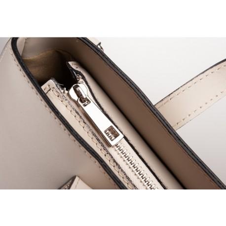 Kožená shopperka Pisa 3196