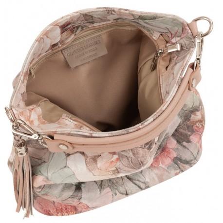 Kožená kabelka shopper KAVY 2853