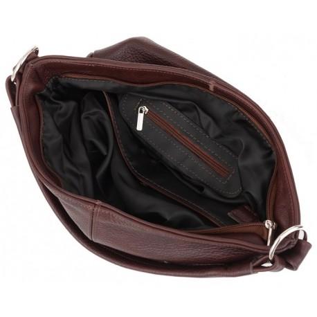 Kožená kabelka Alicante 2858