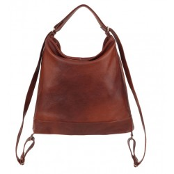 Kožená kabelko-batoh Verona 3018
