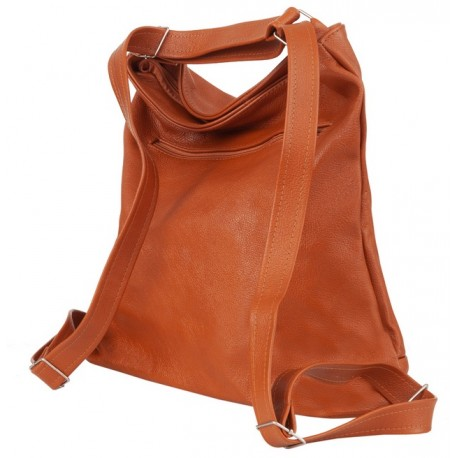 Kožená kabelka-batoh Verona 3109