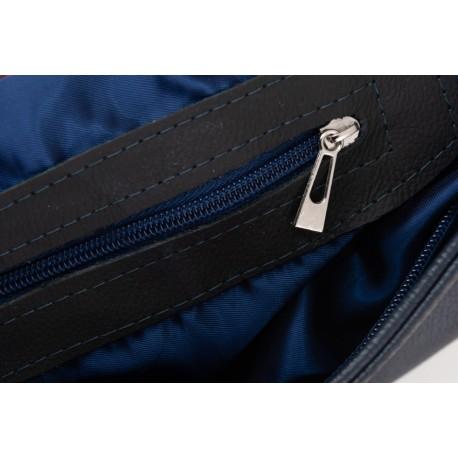 Kožená kabelka-batoh Verona 3062