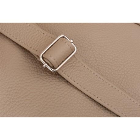 Kožená kabelka-batoh Verona 3476