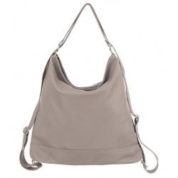 Kožená kabelka-batoh Verona 3106