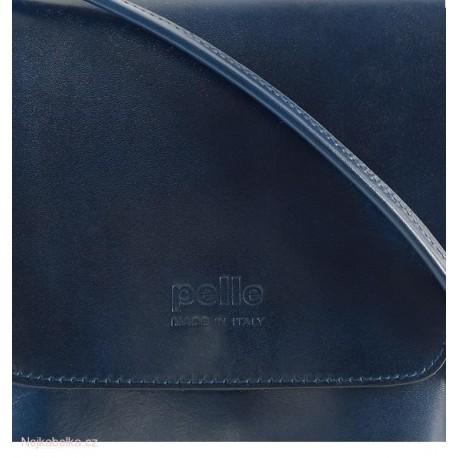 Kožená kabelka Brussels 0079
