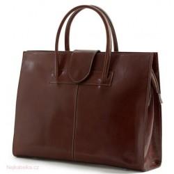 Kožená kabelka Bern 378