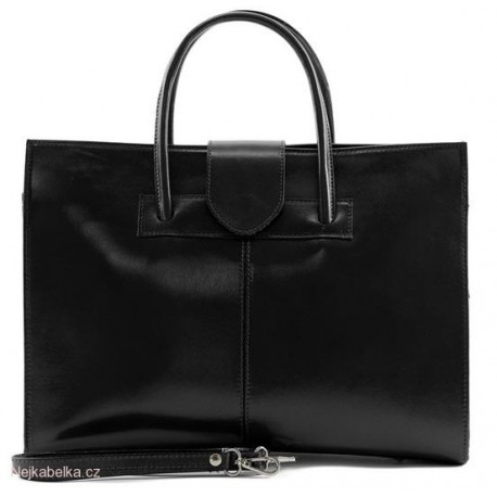 Kožená kabelka Bern 379