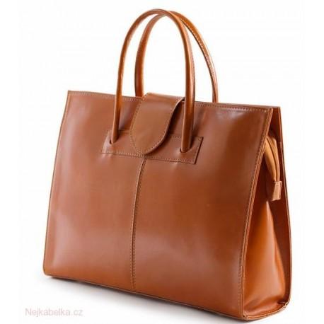 Kožená kabelka Bern 517